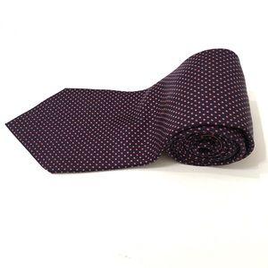 Hermes Men's Polka Dot Neck Tie
